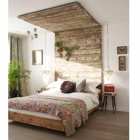Create a statement headboard | Transform your walls | Home ideas | PHOTO GALLERY | Housetohome.co.uk