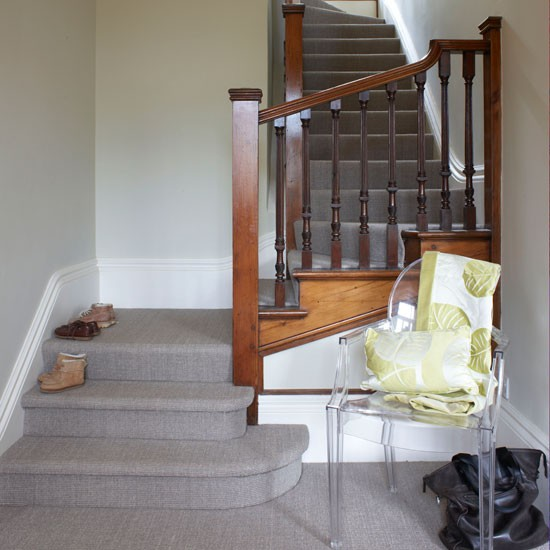 Suitable carpet colour for stairs | Carpet advice | Carpets | Celia Rufey answers your tricky carpet questions | PHOTO GALLERY | Homes & Gardens | Housetohome