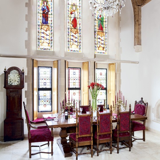 dramatic dining room elegant dining rooms 10 of the