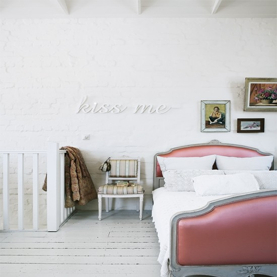 Bedroom Corner Converted Mattress Factory House Tour