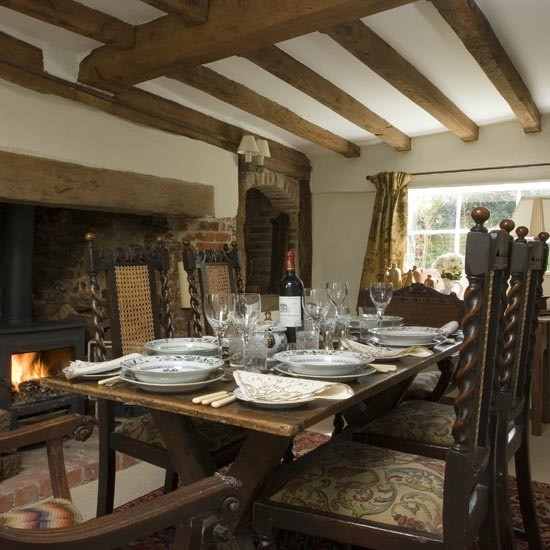 cosy dining room elegant dining rooms 10 of the best