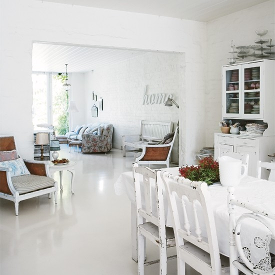 Dining area   Converted mattress factory   House tours   Modern decorating ideas   PHOTO GALLERY   Livingetc   Housetohome