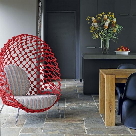 Designer Style Furniture Step Inside A Cutting Edge Melbourne Cottage