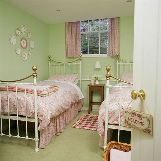 Country charm bedroom | Children's bedroom ideas for every age | Children's rooms | PHOTO GALLERY | Housetohome.co.uk