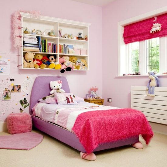 Girly boudoir | Children's bedroom ideas for every age | housetohome.