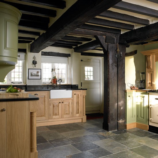 Country Kitchen Period Country Kitchen Beautiful Kitchens Tour