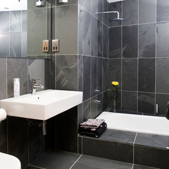 Wet Room Contemporary Victorian Warehouse Conversion