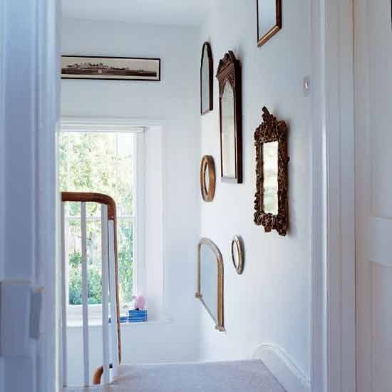 Lovely Contemporary Victorian Hallway: Take A Tour Around This Victorian