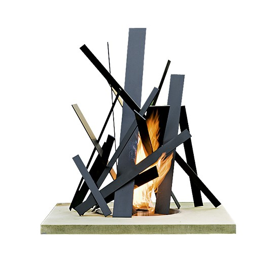 Planes fire from Cathy Azria at BD Design | Outdoor fires - 10 of ...