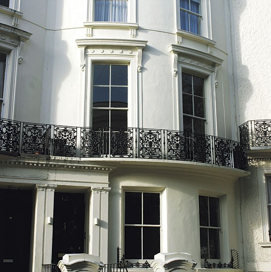 Exterior | Restored Regency house in Brighton | House tour | Modern decorating ideas | PHOTO GALLERY | Livingetc | Housetohome