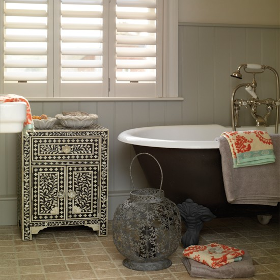 create a boutique bathroom country style ideas boutique