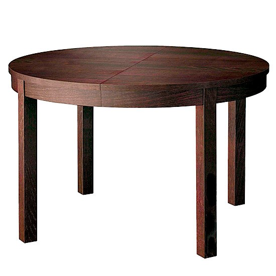 Bjursta table from ikea extendable dining tables 10 of for Best extendable dining table