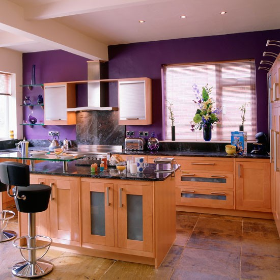 Add colour to your scheme laurence llewelyn bowen 39 s 5 steps to a glamorous kitchen Kitchen colour design tips