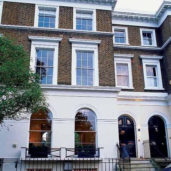 Georgian Terraced House In West London Housetohomecouk