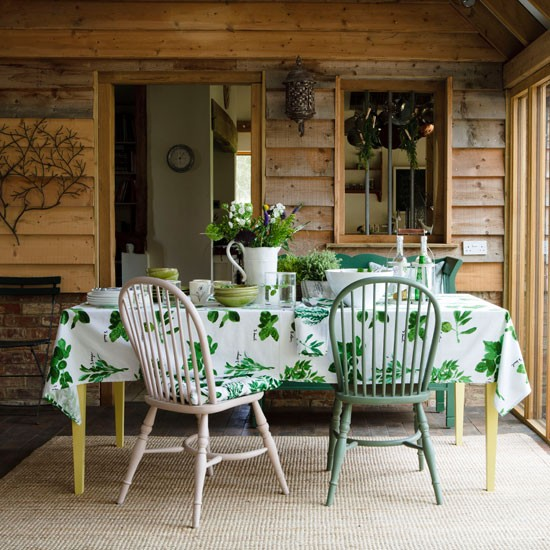 Country ...  Country Dining Room