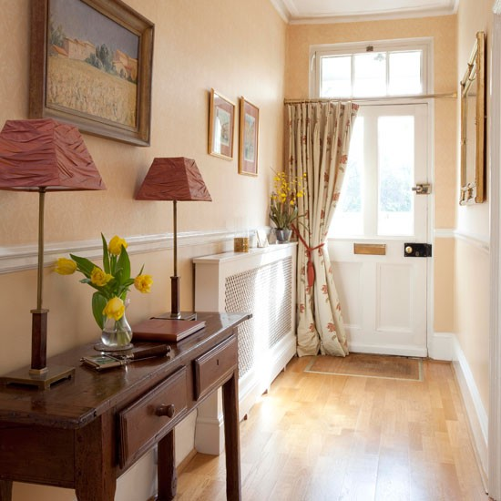 Lovely Contemporary Victorian Hallway: Housetohome.co.uk