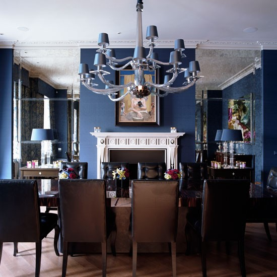Dining room | Georgian town house | House tour | traditional decorating ideas | PHOTO GALLERY | Homes & Gardens | Housetohome