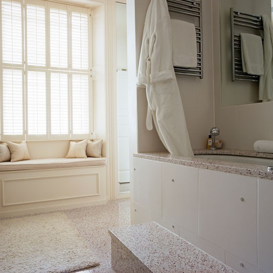 Bathroom | Step inside a renovated Georgian town house | housetohome.