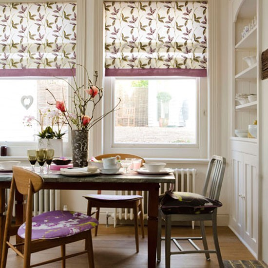 Luxurious blinds | Vintage buys | Country Homes & Interiors