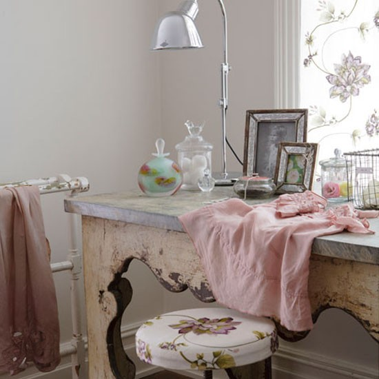Vintage dressing table | Vintage buys | Country Homes & Interiors