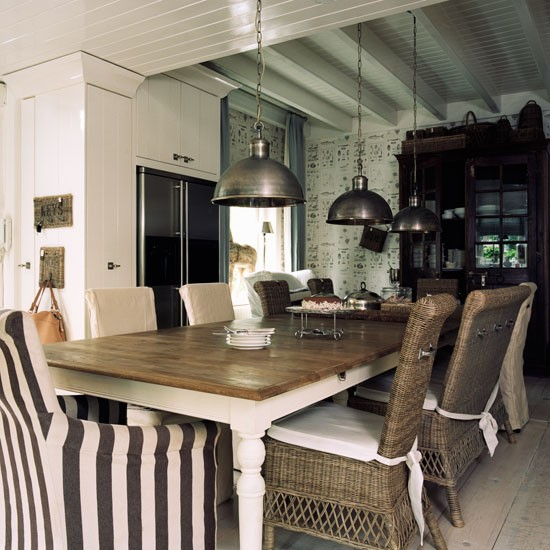 Dining Room Step Inside A Colonial Style Dutch House