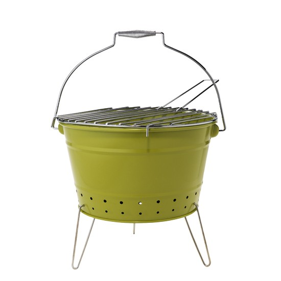 Beach barbecue from Sainsbury's | Vintage camping buys | Country Homes & Interiors | Shopping