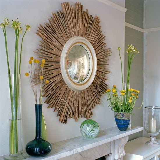 Unusual Mirrors For Living Rooms