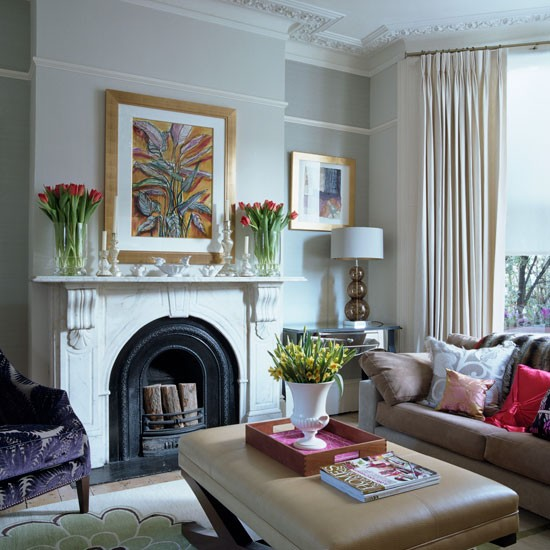 Decorating ideas for living rooms victorian 2017 2018 for Edwardian living room ideas
