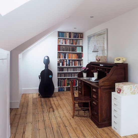 Attic Home Office Home Office Ideas 10 Stylish Looks