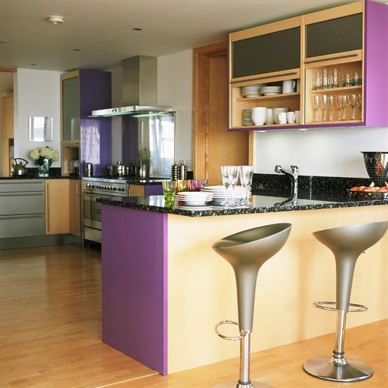 Breakfast bar Step inside a coastal home housetohomecouk : Breakfast bar from www.housetohome.co.uk size 550 x 550 jpeg 62kB