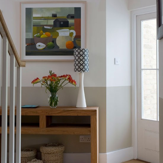 Opt for artwork | 10 space-saving hallway ideas | Hallways | Decorating ideas | Hallway design | PHOTO GALLERY | Housetohome