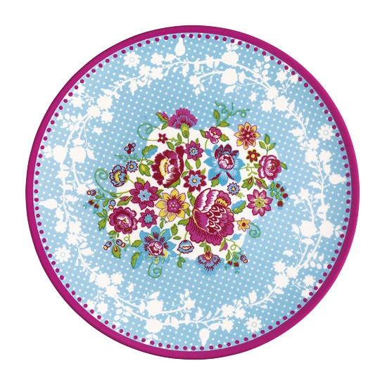 Floral plate from Berry Red | 10 of the best picnic buys | summer accessory ideas | housetohome