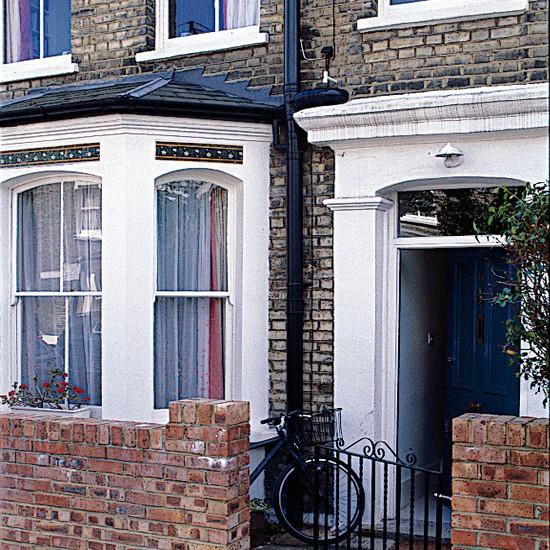 Exterior   Light Victorian home   Homes & Gardens   House Tours
