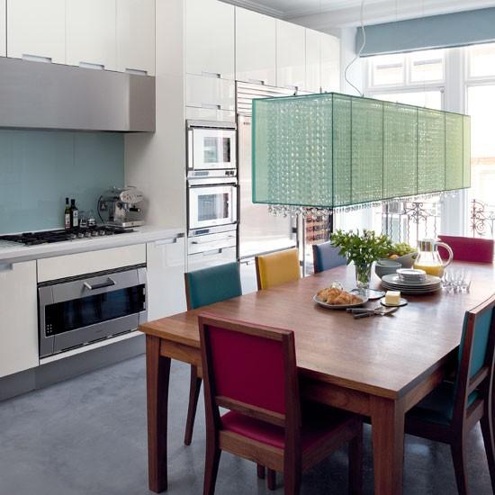 Kitchen Garden London: Take A Tour Around An Elegant London Apartment