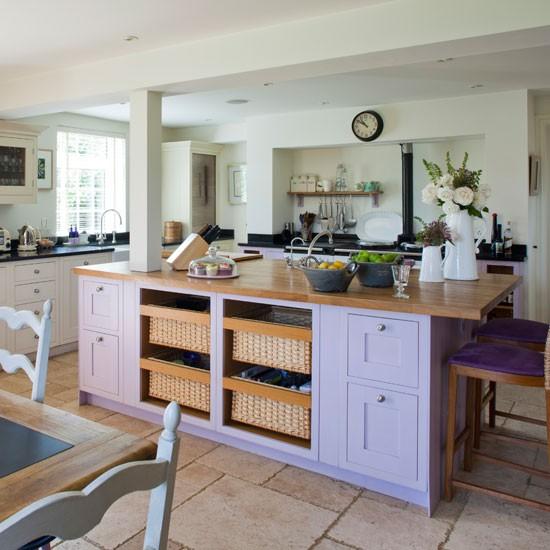Interior Design Ideas For Kitchen: Provençal