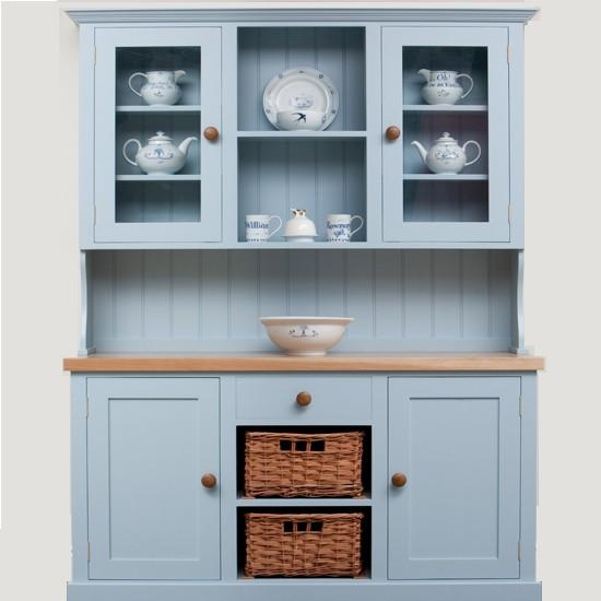 Country Kitchen Dresser: Malthouse Dresser From The Kitchen Dresser Company