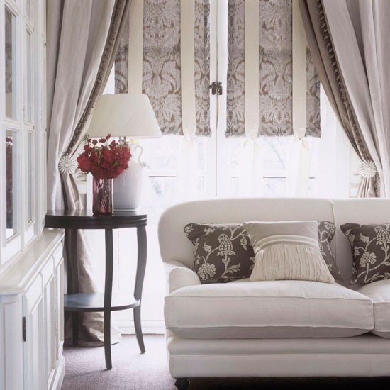 Curtains and blinds design ideas ~ Decorate our home with ...