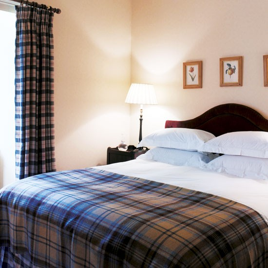 Master Bedroom Take A Tour Around A Scottish Highland Retreat