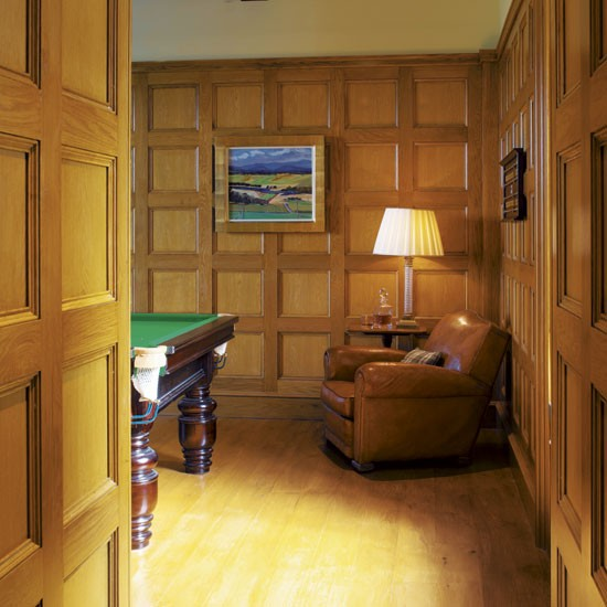 Games Room Take A Tour Around Scottish Highland
