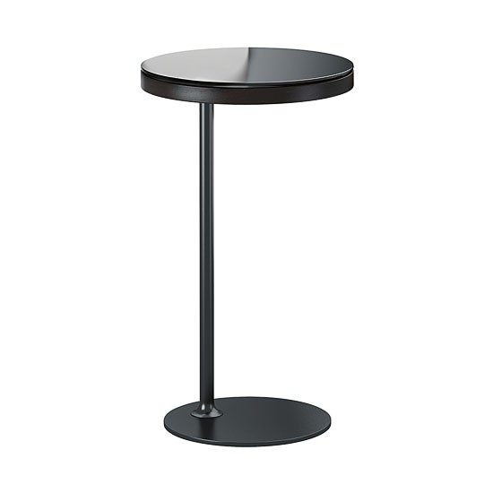 stockholm pedestal side table from ikea pedestal side