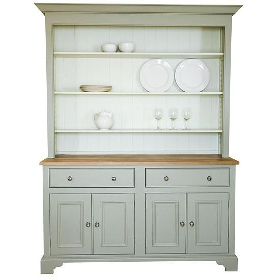 Country Kitchen Dresser: Dorchester Dresser From Kit Stone