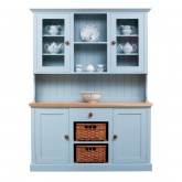 Country-style kitchen dressers