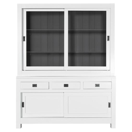 Country Kitchen Dresser: Jutland Dresser From Cape Henley