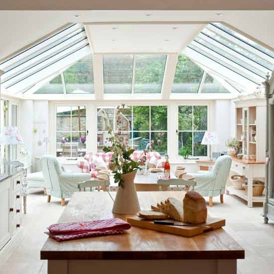 Open Plan Conservatory Take A Look Around This Vintage