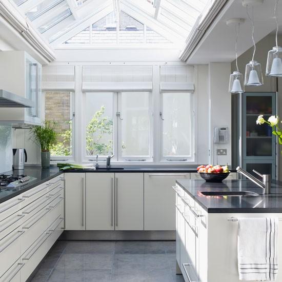 Kitchen step inside an elegant but functional family for House inside kitchen