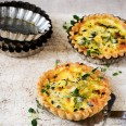 These warm tasty tartlets make the perfect starter