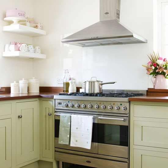 Modern Kitchen Makeover: Take A Tour Of A Modern Country Kitchen