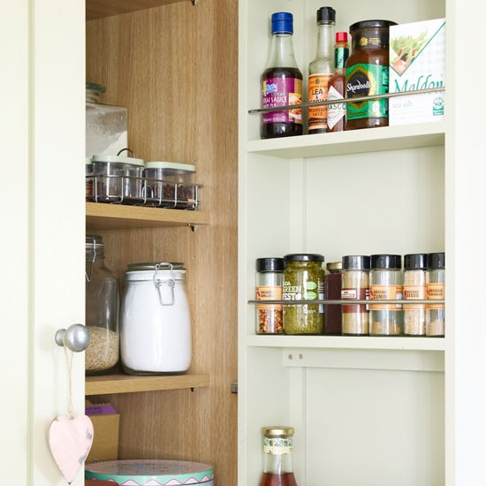 Pantry Cupboard Take A Tour Of A Modern Country Kitchen Makeover