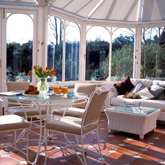 Jardim jardim de Inverno | | Conservatórios Conservatório idéias de decoração | GALERIA DE FOTOS | Housetohome.co.uk