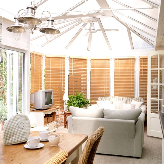 Family Room 10 Ways To Use A Conservatory Housetohome